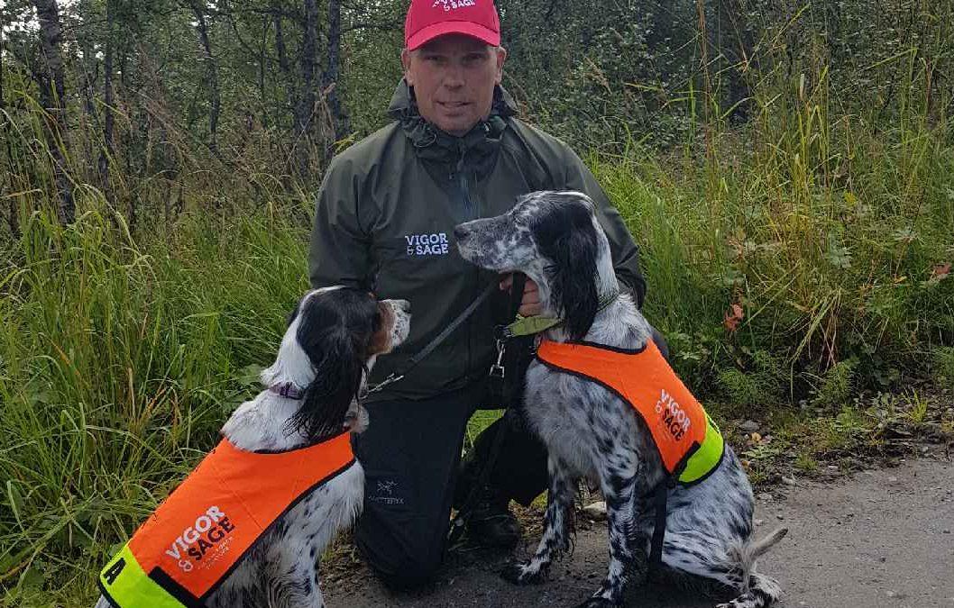 NM-skog GULL – og 5. plass!!
